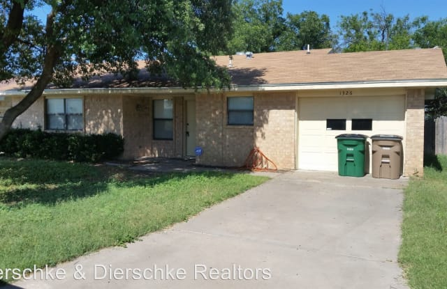 1326 Wiley - 1326 Wiley St, San Angelo, TX 76905