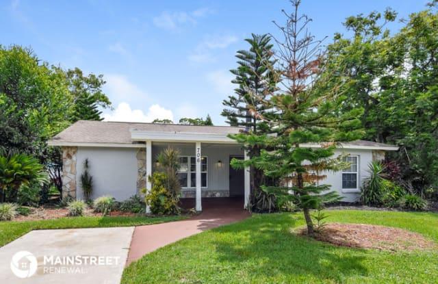 706 Holly Terrace - 706 Holly Terrace, Brandon, FL 33511