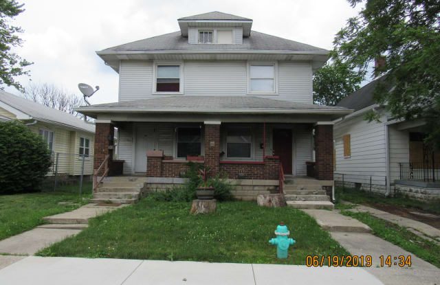 845 N Dearborn St - 845 North Dearborn Street, Indianapolis, IN 46201