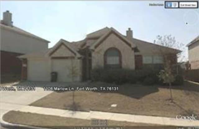 1108 Marlow Lane - 1108 Marlow Lane, Fort Worth, TX 76131