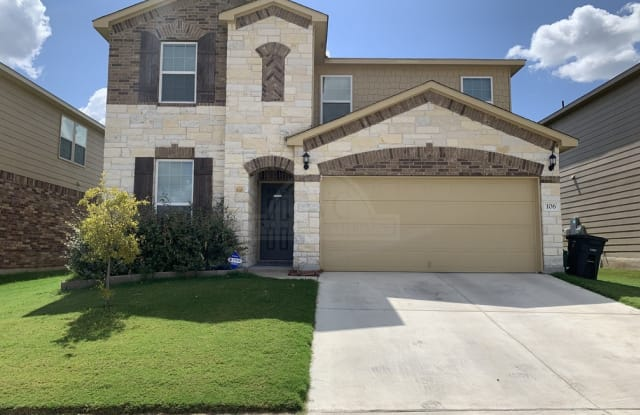 106 W Vega ln - 106 West Vega Lane, Killeen, TX 76542