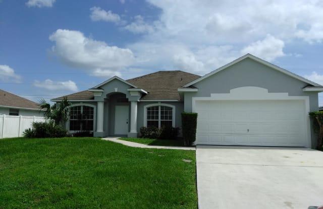 4537 SW Rachel Street - 4537 Southwest Rachel Street, Port St. Lucie, FL 34953