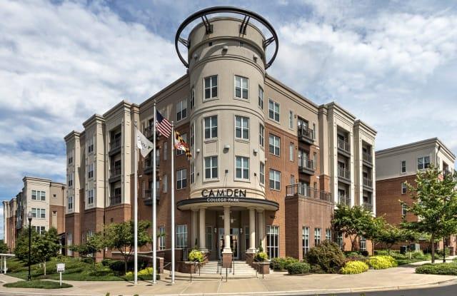 Camden College Park - 9600 Milestone Way, College Park, MD 20740