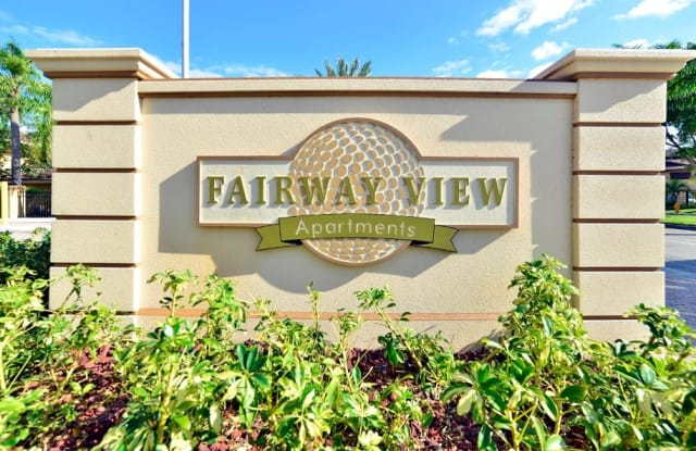 Fairway View - 6881 NW 173rd Dr, Country Club, FL 33015