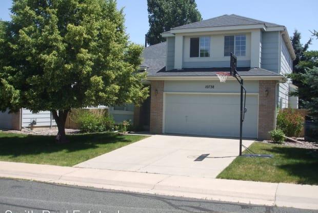 10738 Kimball St - 10738 Kimball Street, Parker, CO 80134