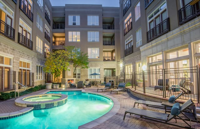 The Boulevard Apartments - 150 W 9th Ave, Denver, CO 80204