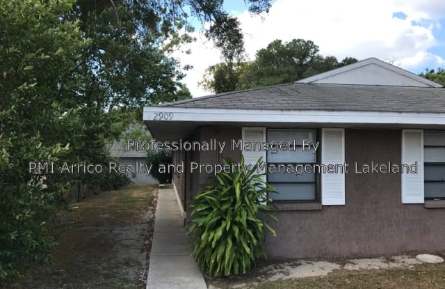 2909 S Lincoln Ave - 2909 South Lincoln Avenue, Lakeland, FL 33803