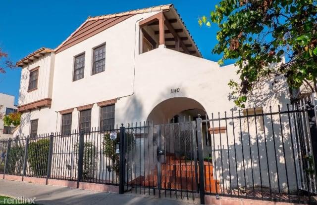 1140 Arapahoe St - 1140 Arapahoe Street, Los Angeles, CA 90006
