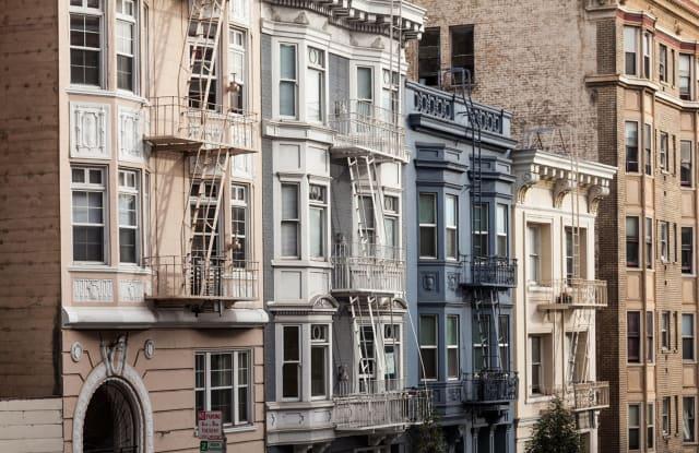 2128 Van Ness Avenue - 2128 Van Ness Avenue, San Francisco, CA 94109