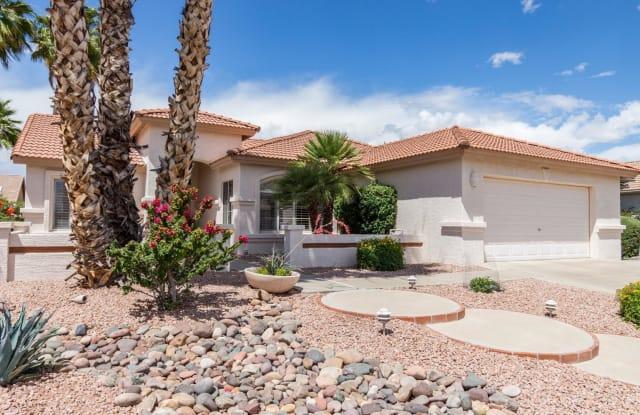 9840 E SUNRIDGE Drive - 9840 East Sunridge Drive, Sun Lakes, AZ 85248