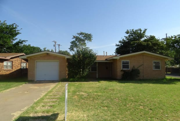 4802 45th - 4802 45th Street, Lubbock, TX 79414