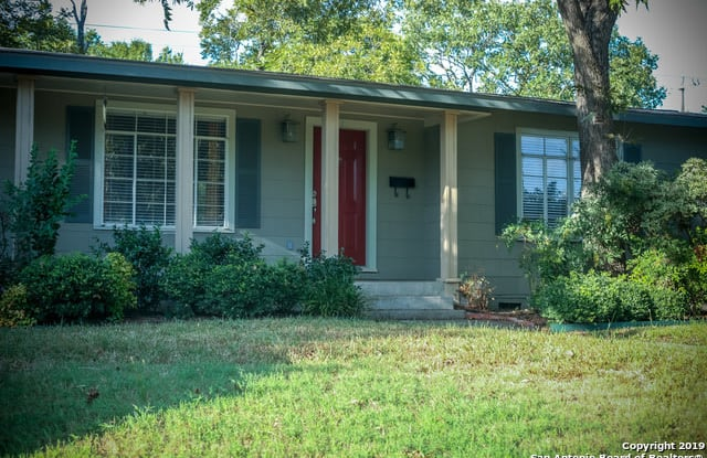 449 RITTIMAN RD - 449 Rittiman Road, San Antonio, TX 78209