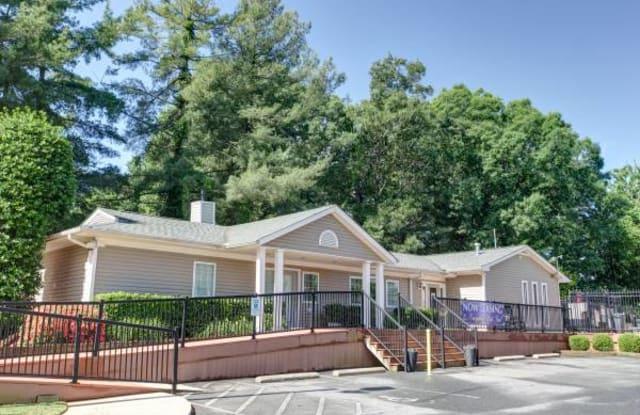 Foxcroft Apartments - 1010 Foxcroft Lane, Statesville, NC 28677