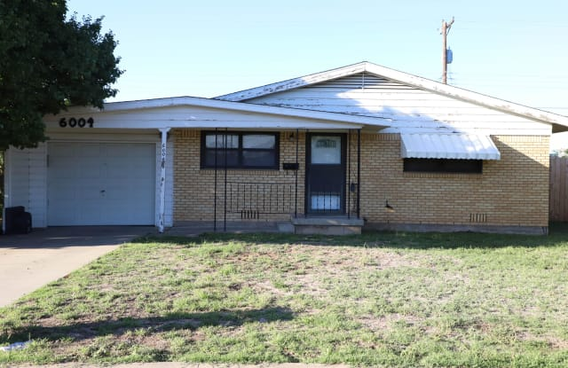 6004 GARDEN LN - 6004 Garden Lane, Amarillo, TX 79106