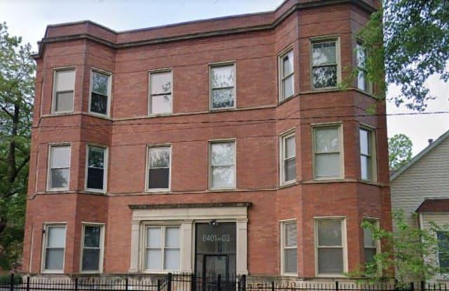 6403 South Saint Lawrence Avenue - 2 - 6403 South Saint Lawrence Avenue, Chicago, IL 60637