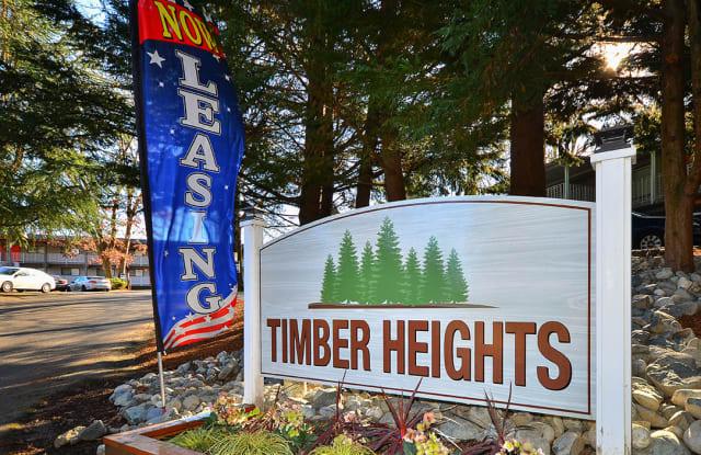 Timber Heights - 4822 South 252nd Place, Kent, WA 98032