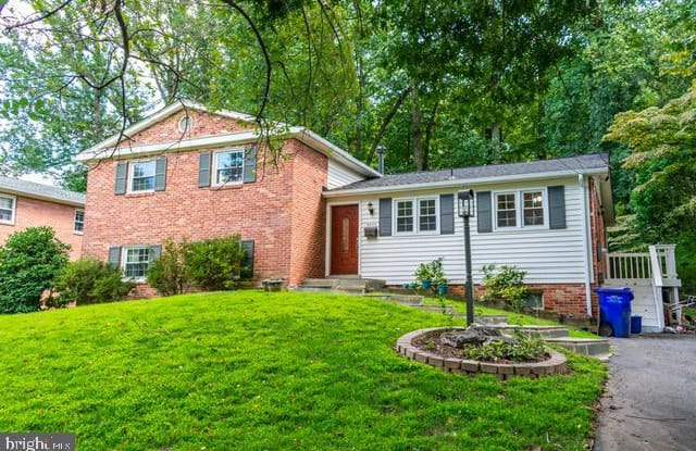 6602 TUSCULUM RD - 6602 Tusculum Road, North Bethesda, MD 20817