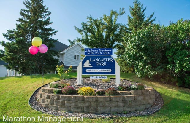 Lancaster Park Townhomes - 4075 Lancaster Ln N, Plymouth, MN 55441