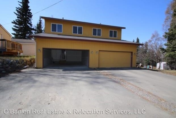 4313 Hayes Street - 4313 Hayes St, Anchorage, AK 99503