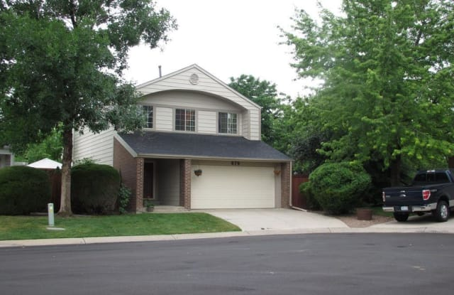 679 W. Jamison Cir - 679 West Jamison Circle, Littleton, CO 80120