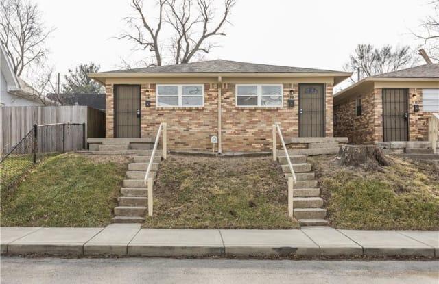 819 East IOWA Street - 819 Iowa St, Indianapolis, IN 46203
