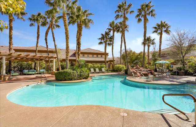 Resort at the Lakes - 9999 W Katie Ave, Spring Valley, NV 89147