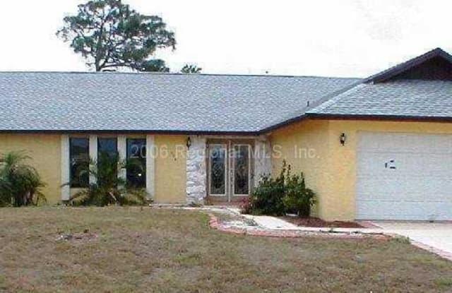 726 SE Elwood Avenue SE - 726 SE Elwood Ave, Port St. Lucie, FL 34983