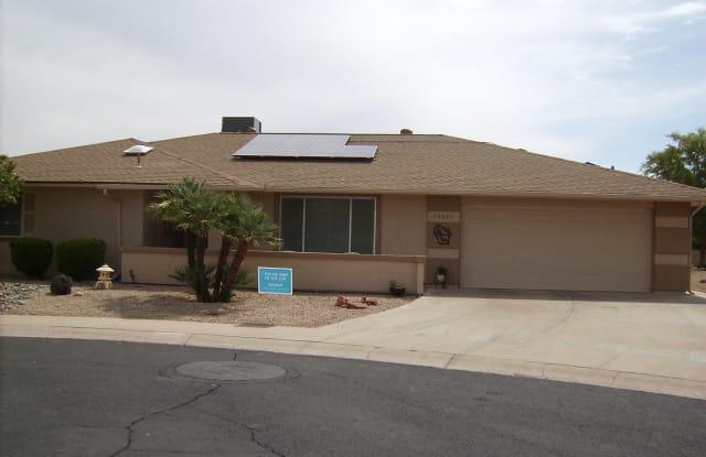 19627 N CONQUISTADOR Drive - 19627 North Conquistador Drive, Sun City West, AZ 85375