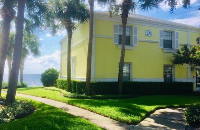 5260 COQUINA KEY DRIVE SE - 5260 Coquina Key Drive Southeast, St. Petersburg, FL 33705