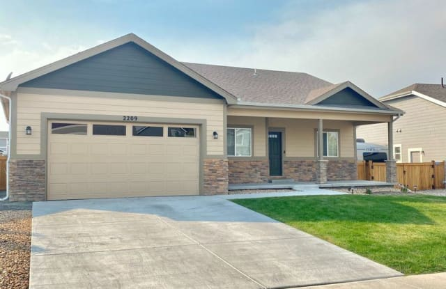 2209 73rd Ave Pl. - 2209 73rd Avenue Place, Greeley, CO 80634