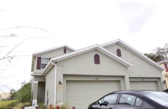 1472 SCARLET OAK LOOP - 1472 Scarlet Oak Loop, Winter Garden, FL 34787