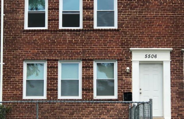 5506 MIDWOOD AVENUE - 5506 Midwood Avenue, Baltimore, MD 21212