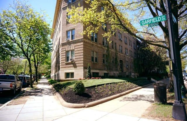 2800 Connecticut Avenue - 2800 Connecticut Avenue Northwest, Washington, DC 20008