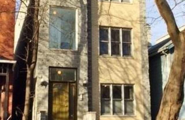 1624 North BELL Avenue - 1624 North Bell Avenue, Chicago, IL 60647