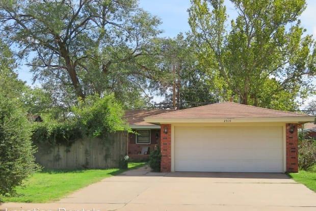 2515 60th Street - 2515 60th Street, Lubbock, TX 79413