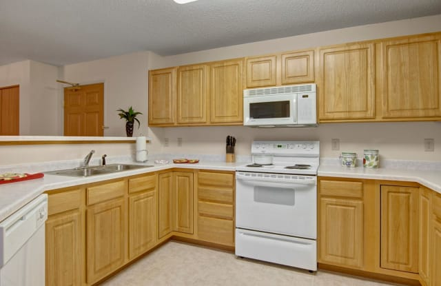 Heritage Park Apartment Homes - 3600 W St Germain St, St. Cloud, MN 56301