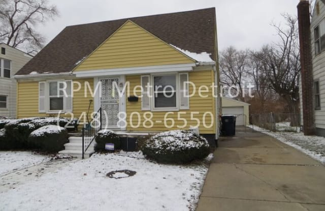 412 Campbell Street - 412 Campbell Street, River Rouge, MI 48218