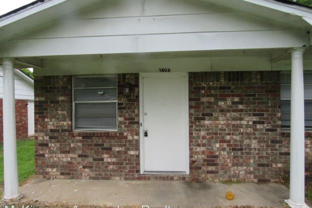 1406 S Bailey - 1406 S Bailey St, Jacksonville, AR 72076