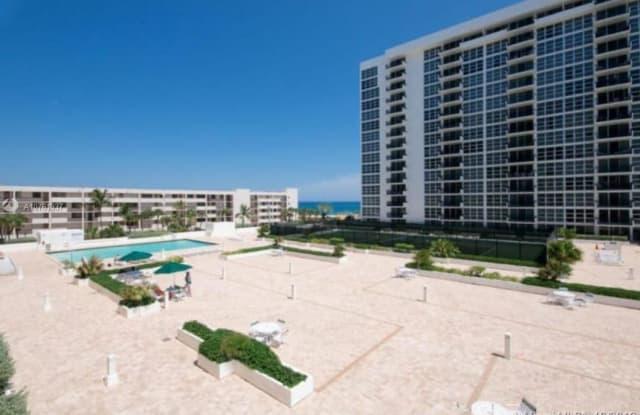 525 N Ocean Blvd - 525 North Ocean Boulevard, Pompano Beach, FL 33062