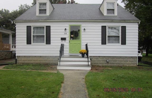 318 FENWICK AVENUE - 318 Fenwick Avenue, Salem, NJ 08079