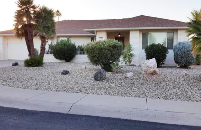 21014 N PALM DESERT Drive - 21014 North Palm Desert Drive, Sun City West, AZ 85375