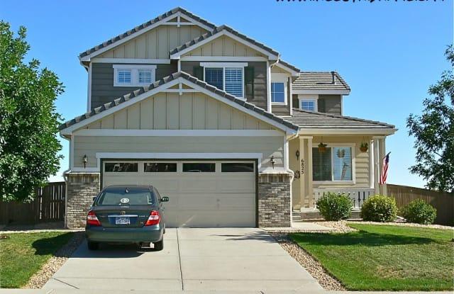 6825 Shannock Avenue - 6825 Shannock Avenue, Castle Rock, CO 80104
