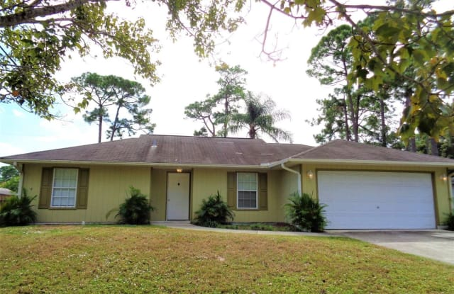 741 17th LN SW - 741 17th Lane Southwest, Florida Ridge, FL 32962