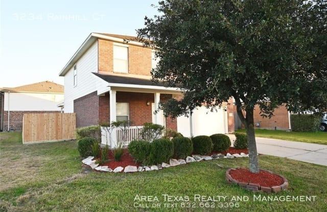 3234 Rainhill Ct - 3234 Rainhill Court, Harris County, TX 77449