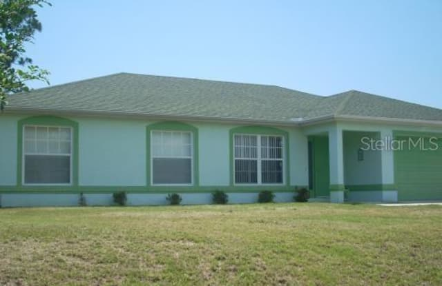 5023 ANDRIS STREET - 5023 Andris Street, North Port, FL 34288