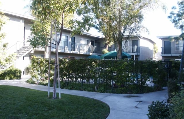 Woodruff Village Apartment Homes - 13210 Woodruff Ave, Downey, CA 90242