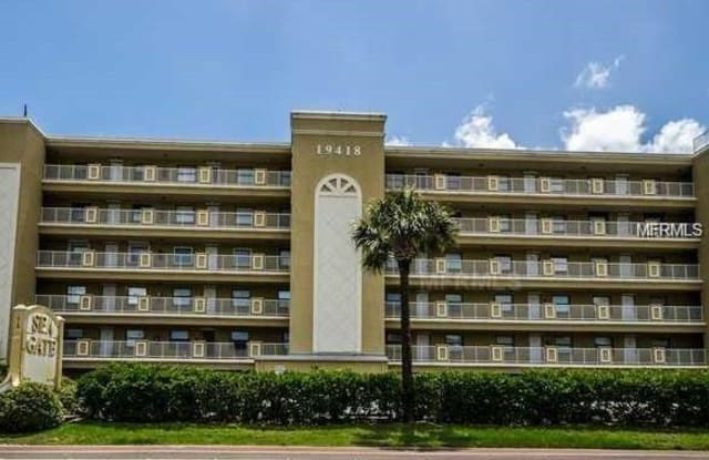 19418 GULF BLVD - 19418 Gulf Boulevard, Indian Shores, FL 33785