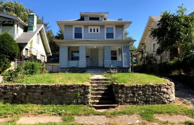 3343 Bellefontaine Ave - 3343 Bellefontaine Avenue, Kansas City, MO 64128