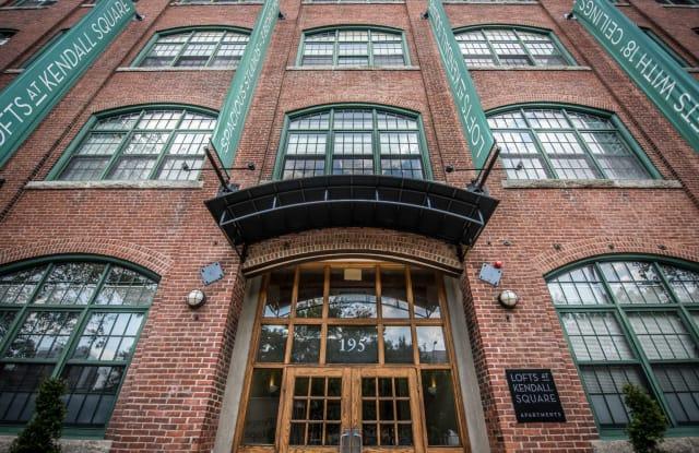 The Lofts at Kendall Square - 195 Binney St, Cambridge, MA 02142