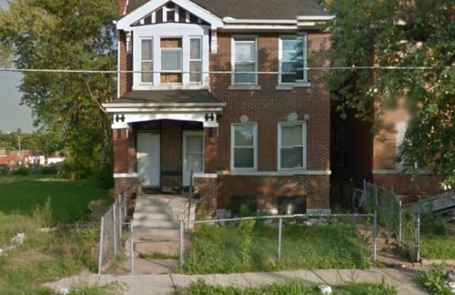 1416 N. Euclid Ave - 1416 North Euclid Avenue, St. Louis, MO 63113
